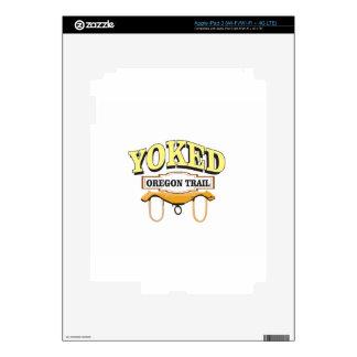 nice yoked ot logo iPad 3 decals