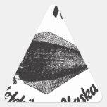 nicebuts-1 triangle sticker