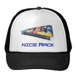 NiceRack Blue Trucker Hat