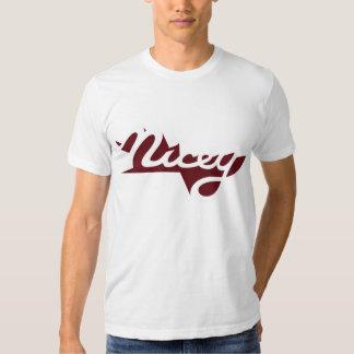 Nicey '11 tee shirt