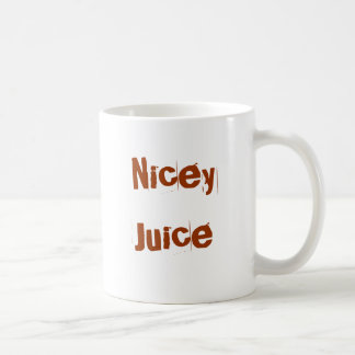 Nicey Juice Coffee Mug