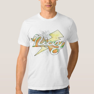 Nicey Lightning T Shirt