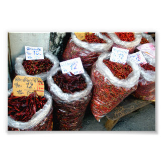 Nicey Spicy Thai chilies Photo