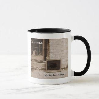Niche In Time mug
