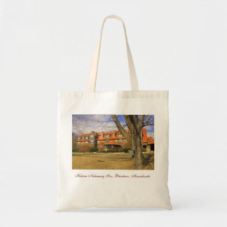 Nichewaug Inn Maple Syrup Bucket Tote Bag