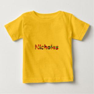 Nicholas Baby T-Shirt