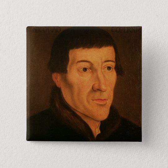 Nicholas Copernicus, c.1776 Pinback Button