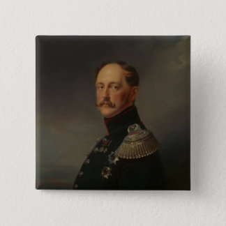 Nicholas I, 1852 Pinback Button