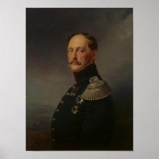 Nicholas I, 1852 Poster