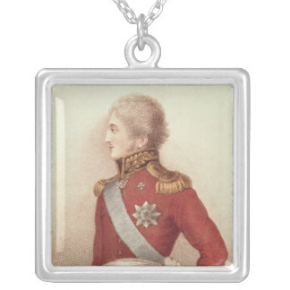 Nicholas I, Czar of Russia Silver Plated Necklace