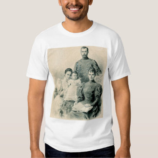 Nicholas II and Family Shirt