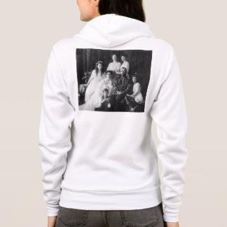 Nicholas II and his Family Hooded Sweatshirt