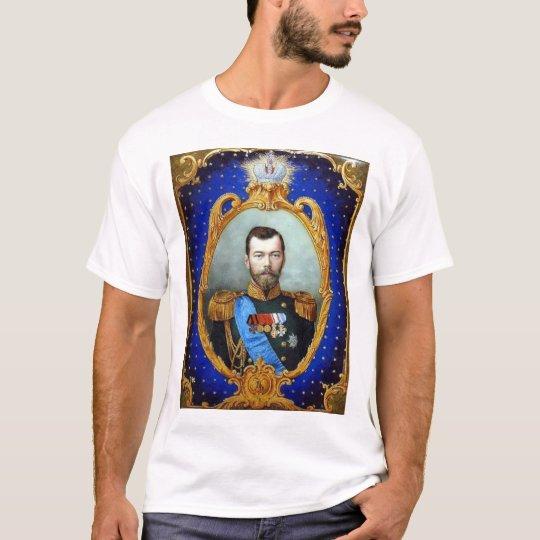 Nicholas II - Blue T-Shirt