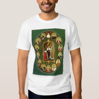 Nicholas II - Multiple T-shirts
