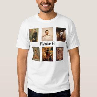 Nicholas II Shirt