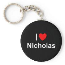 Nicholas Keychain