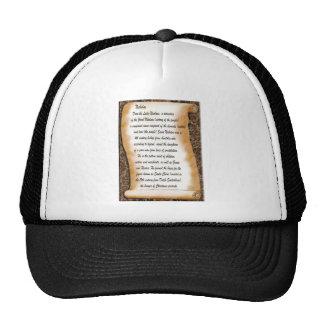 Nicholas Mesh Hats