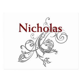Nicholas Post Cards