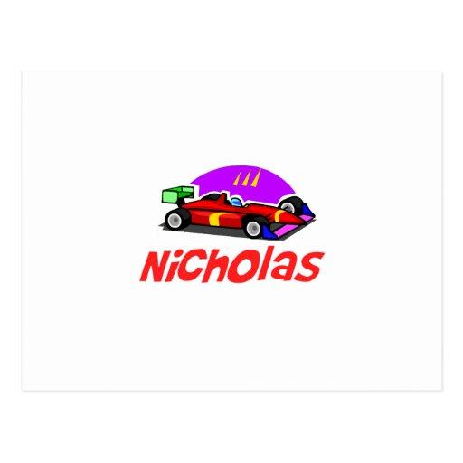 Nicholas Tarjetas Postales