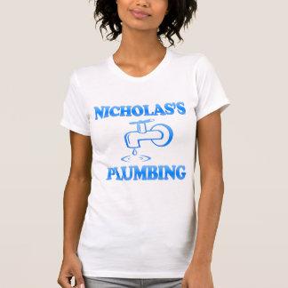 Nicholas's Plumbing Shirt