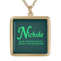 Nichole Necklace