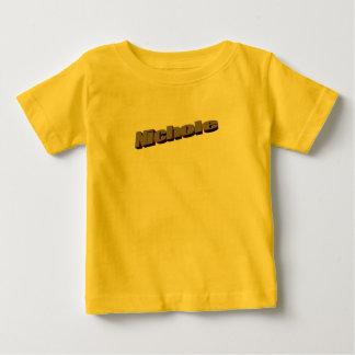 Nichole's t-shirt