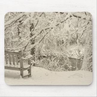 Nichols Arboretum #1 Mouse Pad