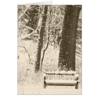 Nichols Arboretum Card
