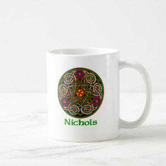 Nichols Celtic Knot Coffee Mug