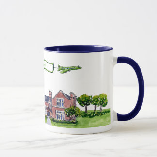 nichols school mug