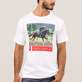 Nick Bush and Todd Pletcher Workouts T-Shirt