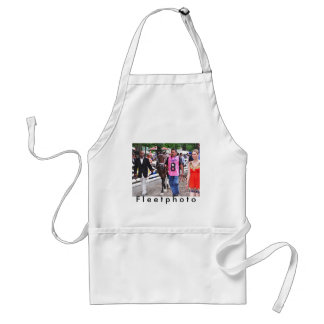 Nick Bush with Nonna's Boy Adult Apron