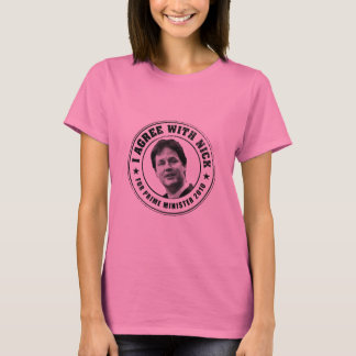 Nick Clegg Tshirt