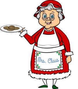 mrs claus cooking home décor furnishings pet supplies zazzle