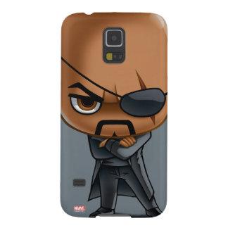 Nick Fury Stylized Art Case For Galaxy S5