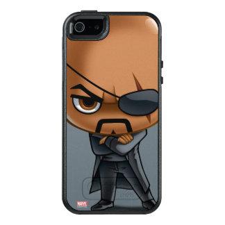 Nick Fury Stylized Art OtterBox iPhone 5/5s/SE Case