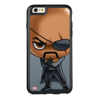 Nick Fury Stylized Art OtterBox iPhone 6/6s Plus Case