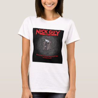 Nick Guy, Private Eye T-Shirt