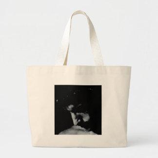 Nick is David Large Tote Bag