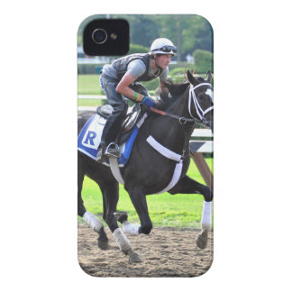 Nick Petro on a Kathy Ritvo Trainee iPhone 4 Case