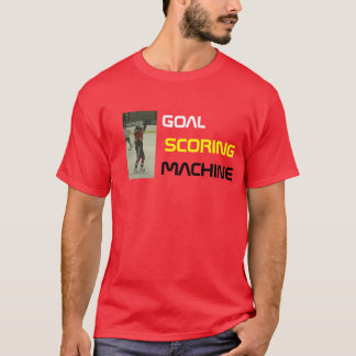 Nick Queen: Goal Scoring Machine T-Shirt