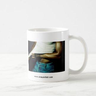 Nick Tease Coffee Mug