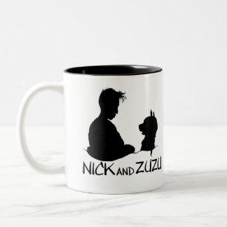 Nick y Zuzu asaltan para siempre Tazas De Café
