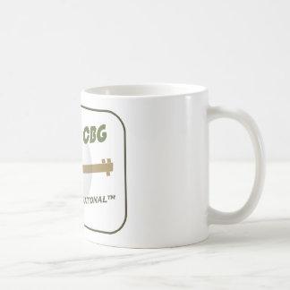 Nickel CBG Bubble Design Mug
