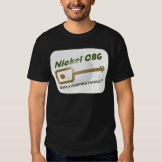 Nickel CBG Bubble Design Shirt