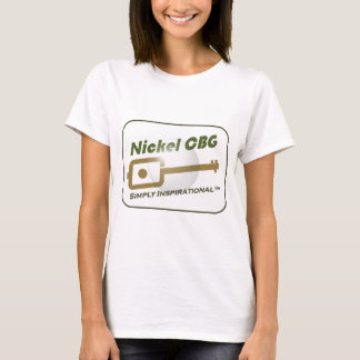 Nickel CBG Bubble Design T-Shirt