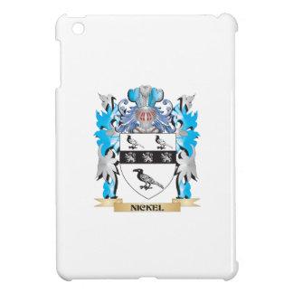 Nickel Coat of Arms - Family Crest iPad Mini Cases