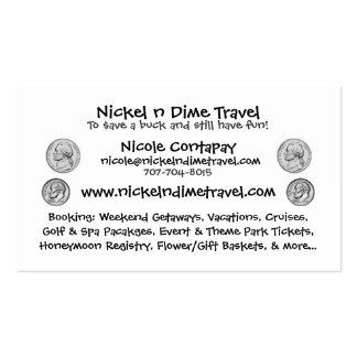 Nickel n Dime Business Card