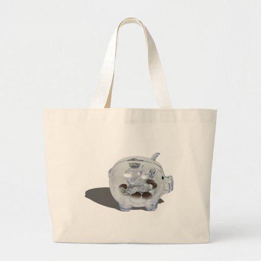 NickelAndDimeSavings103010 Tote Bags