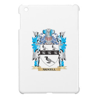 Nickell Coat of Arms - Family Crest iPad Mini Cover